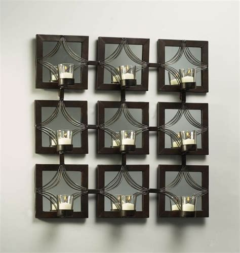 decorative wall candle holders wall decor candle sconces candle holders metal hanging