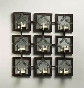 wall decor candle sconces candle holders metal hanging With candle wall decor