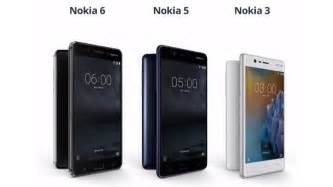 which phone is better nokia 3 vs nokia 5 vs nokia 6 which nokia android phone