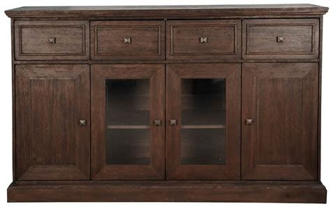Rustic Sideboards Furniture by Hudson Rustic Java Sideboard From Orient Express 6032