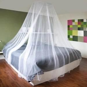 Moustiquaire Ciel De Lit : moustiquaire ciel de lit petit et grand lit d coration ~ Dallasstarsshop.com Idées de Décoration