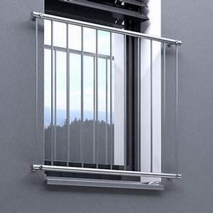 franzosischer balkon gunstig online kaufen bei inox weber With französischer balkon mit stroh sonnenschirm günstig