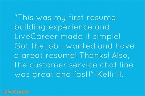 Resume Building Website Reviews by 182 Best Livecareer Reviews Images On Resume
