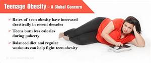 Increasing Teenage Obesity Rates  U2013 Causes And Effects