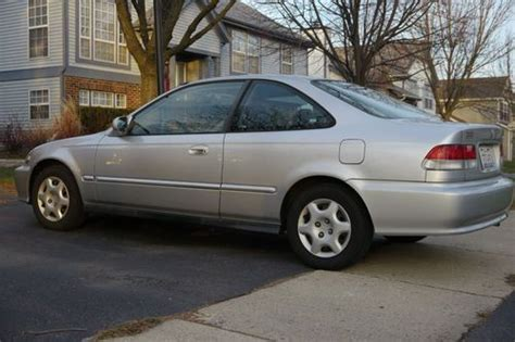 Purchase Used 1999 Honda Civic Ex Coupe 2-door 1.6l In