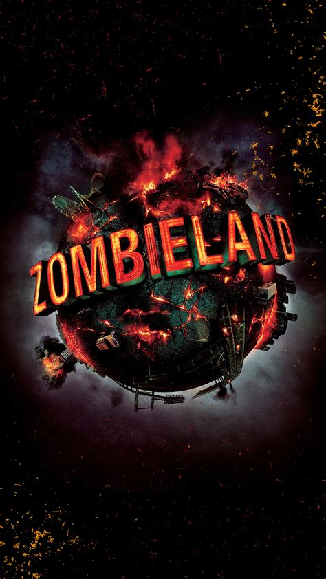 Zombie Land Hd Wallpaper For Your Mobile Phone