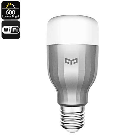 cheap led light bulbs xiaomi yeelight rgbw e27 smart led bulb from china
