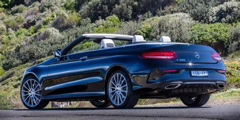 2017 Mercedesbenz Cclass Cabriolet Review Caradvice
