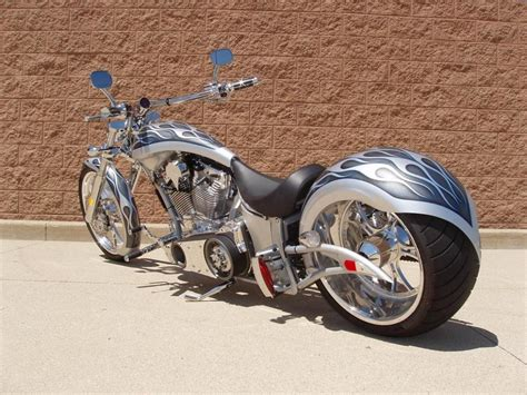 Harley Davidson Predator Chopper!