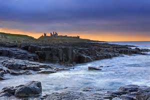 photo of dunstanburgh castle northumberland coast andrew whitaker dunstanburgh castle