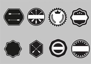 Free Badge Templates Vector - Download Free Vector Art ...