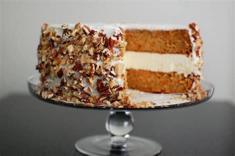 carrot cake cheesecake carrot cake and cheesecake cake beantown baker
