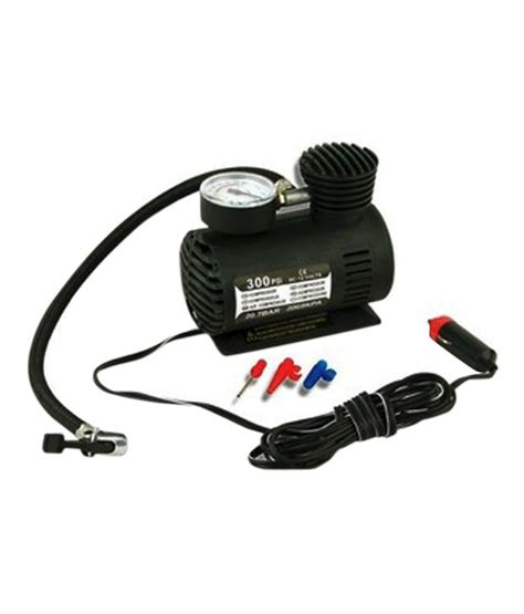 12v Electric Car Bike Tyre Tire Inflator Air