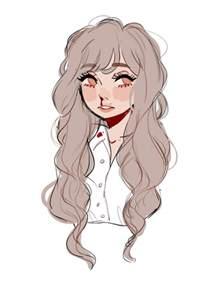 Cartoon Girl Drawings Tumblr