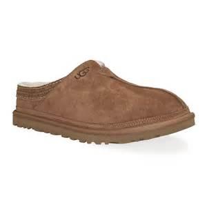 mens ugg slippers in sale ugg australia neuman mens 39 warm lined slippers ugg australia from charles clinkard uk
