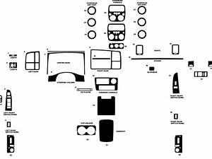 Cadillac Escalade 2002 Dash Kits