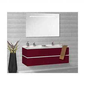 Meuble Salle De Bain 140 Cm Double Vasque : meuble salle de bain double vasque diamant 140 achat ~ Dailycaller-alerts.com Idées de Décoration