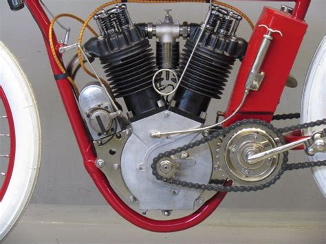 Indian 1913 8 Valve Boardtrack Racer Yesterdays