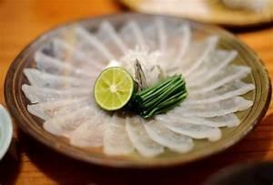 Japanese Cuisine  Why Do Japanese Eat Fugu