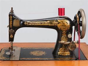 This Singer sewing machine has many facets | Harvard Magazine