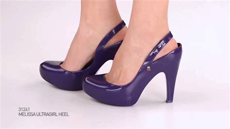 melissa ultragirl heel youtube