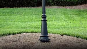 Gs ez lamp post anchor