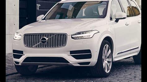 2020 Volvo Suv volvo xc90 2020 2020 volvo xc90 luxury suv design