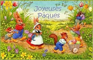 Joyeuses Paques Images : gifs fete de paques ~ Voncanada.com Idées de Décoration