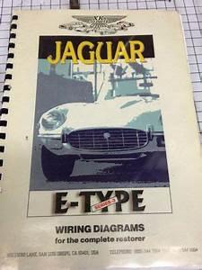 Purchase Jaguar Xke E Type Wiring Diagrams