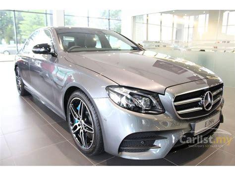 Mercedes-benz E350 E 2018 Amg 2.0 In Selangor Automatic