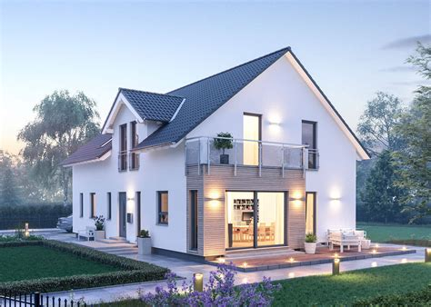 Lifestyle 04 Einfamilienhaus  Fertighaus Bauen Mit Massa Haus