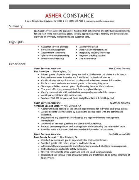 customer service help desk job description unforgettable guest service associate resume exles to