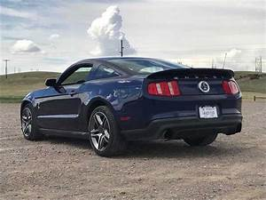 2010 Ford Mustang Shelby Gt500 6spd Manual 5 4l V8 For