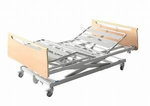 Lit Medicalise 120 : lit xxl divisys lits m dicalis s winncare ~ Premium-room.com Idées de Décoration