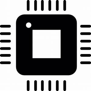 Computer microprocessor Icons | Free Download