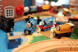 Mattel Takes A Thomas The Tank Engine Line Straight To
