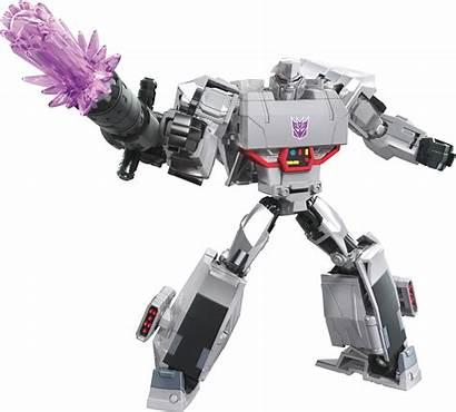 Cyberverse Megatron Deluxe Transformers Maccadam Build Render