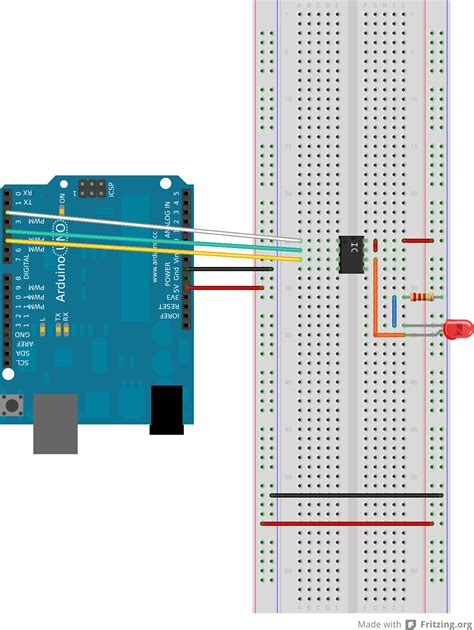 Techrm How Control Digital Potentiometer Using