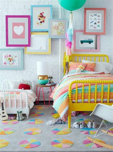 color ideas  kids create  cool kids room design