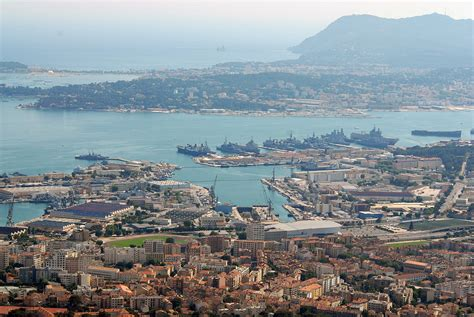 le port de toulon port militaire de toulon wikip 233 dia