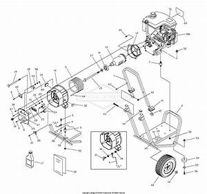 Briggs And Stratton Power Products 1523-0