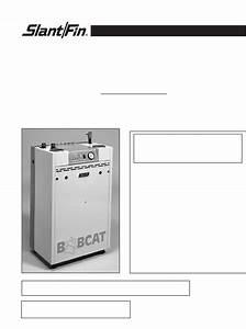 Slant  Fin Boiler B