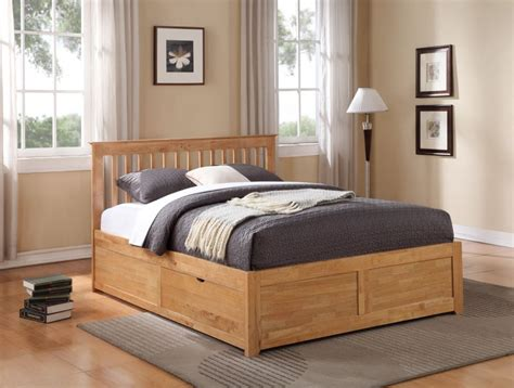 fashionable cheap wooden beds storage fif blog
