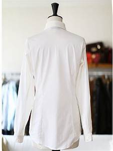 Chemise Yves Saint Laurent : louise paris yves saint laurent chemise cintr e en coton ~ Nature-et-papiers.com Idées de Décoration