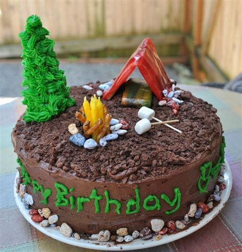 camping theme party camping theme boys  birthday