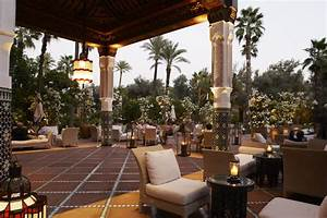 la mamounia de marrakech classee meilleur hotel du monde With prix chambre hotel mamounia marrakech