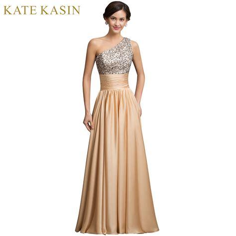 Aliexpress.com : Buy Robe de Soiree Gold Sequins Long Evening Dress Women Casual Party Dresses