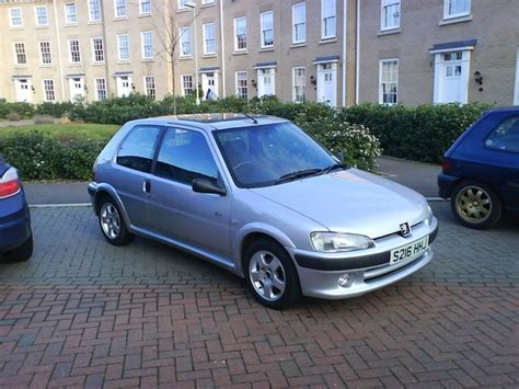 306crw 1999 Peugeot 106 Specs, Photos, Modification Info