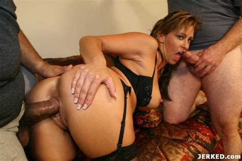 Slut Milf In Lingerie And Stocking Hardcore Anal Group Sex Pichunter
