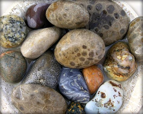 michigan stones pretty collection you can see